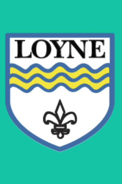 logo for the loyne specialist school lancaster