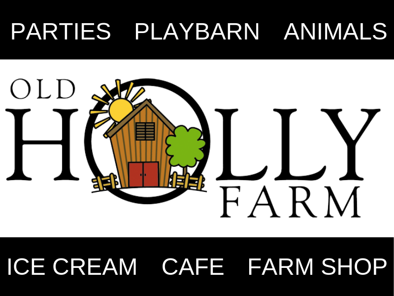 logo for old holly farm