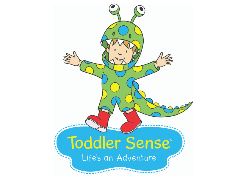 logo for Toddler Sense
