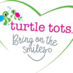 turtle tots baby swimming lessons logo