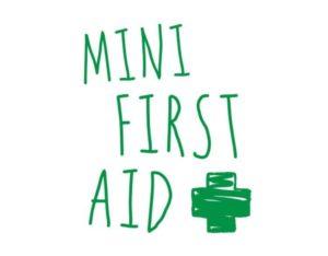 mini first aid small logo