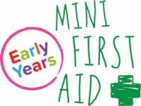 mini first aid early years logo