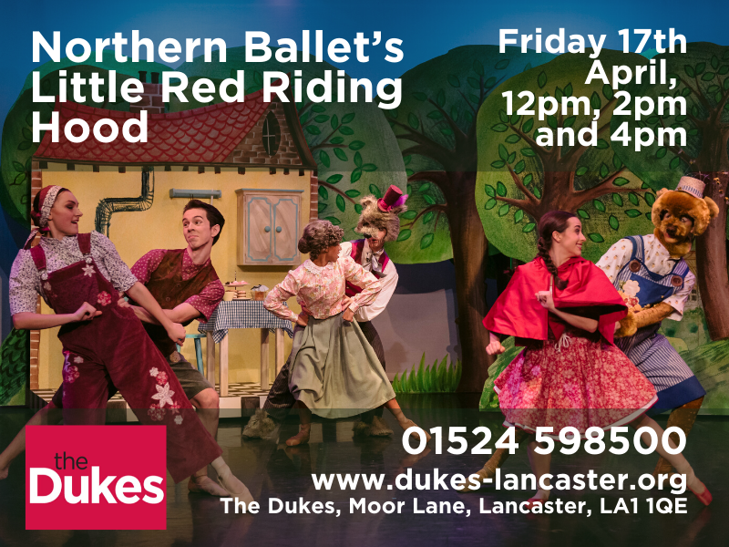 northern ballet family show at the dukes